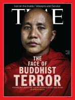 Wirathu on Time Magazine Cover